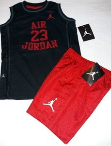 Jordan Boys Toddler 2pc Short Set